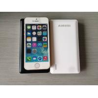 Best Thin Dual USB Power Bank Charger Power Bank 8000mah WITH USB interface wholesale