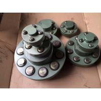China Universal Smooth Flexible Shaft Coupling C45 Steel , Flexible Shaft Couplers on sale
