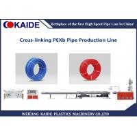 Best Professional Plastic Pipe Production Line Cross Linked PEX Pipe Making Machine wholesale