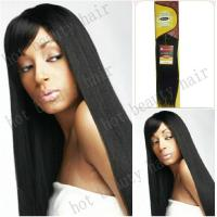 """Best 32""""Silky Straight Long Indian Virgin Hair Extensions Tangle Free wholesale"""