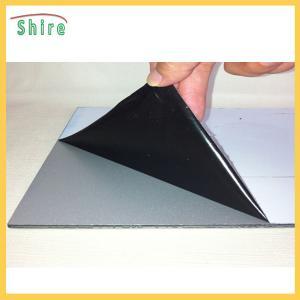 China Anti Scratch ACP Aluminum Composite Panel Protective Film Alucobond Protection Film on sale