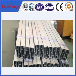 China GOOD!Aluminium price per kg, industrial aluminium extrusion, anodized industry aluminium on sale