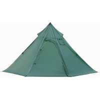 Best 1.9 Kilograms Triangle Pyramid Iron Wall Stove Tent With Inner Mesh wholesale