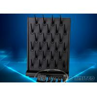 Best PP Material Laboratory Pegboard Drying Rack Made From 1 Inch Thick Black Epoxy Resin wholesale