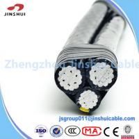 Best Overhead Line Fittings Service Drop Wire XLPE Insulated Cable Quadruplex Chola wholesale