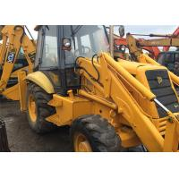 Best Original Paint Used Tractor Front End Loaders JCB 3CX Twin Gear Pump 82.6 Hp wholesale