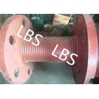 Best 3000m Rope Capacity Wire Rope Winch Drum With Helix Groove , ABS GL Listed wholesale