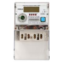 Buy cheap Multifunction Single Phase Energy Meter from wholesalers