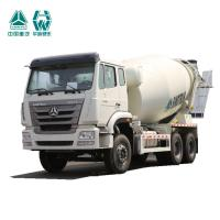 Best Overloading Front Discharge Mixer Truck / Heavy Duty Concrete Agitator Truck wholesale