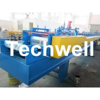 Best Top Hat Channel / Furring Channel Roof Panel Roll Forming Machine wholesale