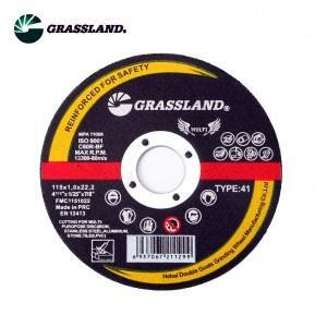 Best 115mm Multi Material General Abrasive Multi Purpose Cutting Disc wholesale