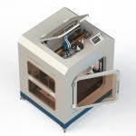 Best Professional CreatBot 3D Printer CreatBot D600 Pro Dual Extruders Full Enclosed Metal Chamber wholesale