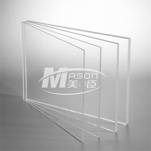 Best 8mm 4x8 FtV0Level FlameRetardantAcrylicSheet wholesale