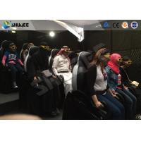 Best Panasonic Theater System 9d Motion Theater Luxury Chairs Fiber Glass wholesale