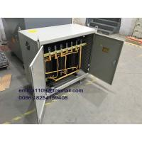 China Tower Crane Industrial Transformer 60KVA 50KW 3 Phase Step Up Isolation Dry Type on sale