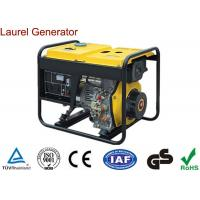 Quality 2 KVA Diesel Generator with Wheels Electric or Recoil Start wholesale