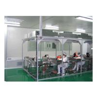 Best Aerospace / Electronics Softwall Clean Room Chamber With HEPA Air Filter 110V / 60HZ wholesale