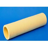 Best 10mm Thickness Industrial Felt Fabric Yellow Felt Roll Precision Machining Size wholesale
