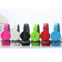 Buy cheap SH12 Bluetooth headphones 5.0 Wireless Headset Foldable TF Card FM Universal from wholesalers