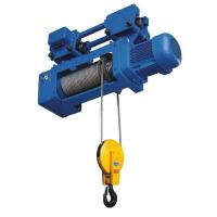 Best Foot Mounted Electric Wire Hoist 2/1 4/1 Rope Reeving Leading Crane For Lifting Goods wholesale