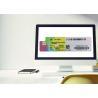 Buy cheap 100% Original widnows 10 operating system COA sticker microsoft software COA License Sticker from wholesalers