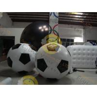 Best Digital Printing Inflatable Sport Balloons , Large Colorful PVC Balls wholesale