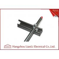 Best Hot Dip Galvanized C Type Steel Strut Channel Fittings 41*41 41*21 , 1.5mm to 2.5mm Thickness wholesale