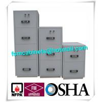 Best High Security Fire Resistant Fireproof Storage Cabinets For Home / Hotel / Banks wholesale