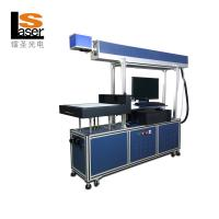 Best 800*800mm CO2 glass tube laser marking engraving machine for Jeans fabric wholesale