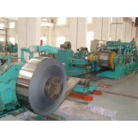 Quality 1450mm Tension Leveling Line Carbon Steel Strip With Two Rollers Transmission wholesale
