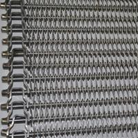 Best Balanced Wire Mesh Conveyor Belt With High Temperature Resistance SGS wholesale