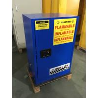 Best Fireproof  Corrosive Storage Cabinets Flammable Locker With 3 Points Lock wholesale