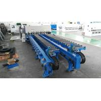 Cheap Full Automatic Feeding Shearing Machine 6 M Length Cutting Table 16mm Thickness for sale
