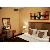 Best Commercial Hotel Furniture Solid Wood Plywood Fabric Foam Material wholesale
