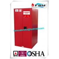 60 Gallon Industrial Paint Storage Cabinets Steel For Flammables And Combustibles