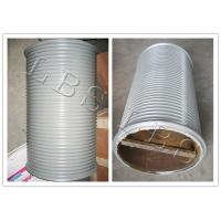 Buy cheap Pulling Wire Rope Barrel In Varied Winch With Lebus Groove Design from wholesalers
