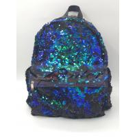 Best Sequin Backpack, Woman Dazzling Sequin Bag, Reversible Sequins School Backpack for Girl, Lightweight Travel Backpack wholesale
