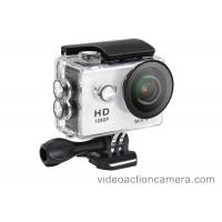 Best 1080p Hd Extreme Sports Action Camera , Waterproof Sports Camera OV2710 Sensor wholesale
