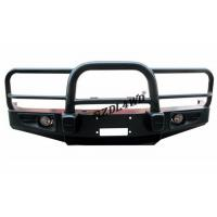 Best Black 4x4 Off Road Front Bumper For Toyota Land Cruiser 80 Series 1992 - 1997 wholesale