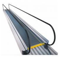 Buy cheap Horizontal / 12 Degree Angle Automatic Sidewalk Step Width 800mm 1000mm 1200mm from wholesalers