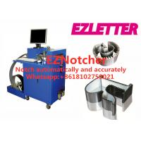 Best CNC EZNotcher notching automatically and accurately,Cutting letter to the size of your need automatically leaving no wa wholesale
