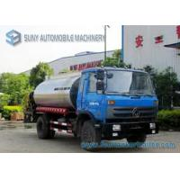 Quality Dongfeng Asphalt Tank Trailer 7000 L -8000 L 190hp 3950 mm ISB190 40 wholesale