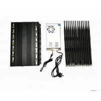 Cheap 14 antenna high power adjustable Cell Phone Signal Jammer full coverage for all for sale