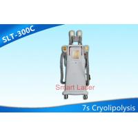 Best Four Cryo Handles Working Together Fat Freezing Cryolipolysis Slimming Machine wholesale