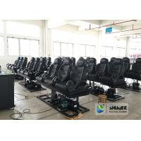 Best Special Effects 6D Cinema Equipment With Black And White Design wholesale