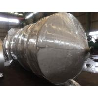 Quality 304 Stainless steel glass lined steel reactor chemical for alkali prevention wholesale