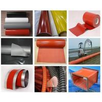 Buy cheap One-sided silicone rubber coated fiberglass cloth from wholesalers