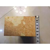 Best 95%-96% SiO2 Silica Refractory Bricks for Coke Oven, Glass Oven and Hot Air Furnace wholesale