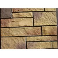 Best Light Texture Colorful Faux Artificial Wall Stone With Rich Original Flavor wholesale