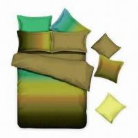 Best Reactive Printing Cotton Bedding Set, Available in Twin, Full/Queen and King Sizes wholesale